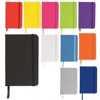A5 Lined Hardback Notebooks